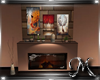 Autumn Romance Fireplace