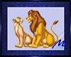 Simba & Nala Filler