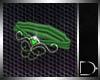 [D33]Emerald Choker