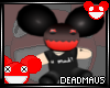 /5/ Evilmau5 Plush No X