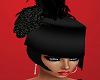1920's Flapper Hat/Hair