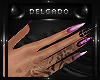 𝕯 Stiletto Nails Girl