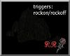 rock trigger light