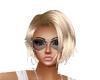 Hair Ash Blond Lizzy 521
