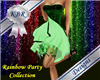 Party Dress - Green