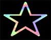 Neon Star 4 Spot poses