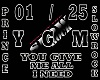 YOU GIVE ME + DRUMS /SR