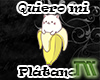 Chicle Platano