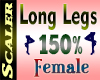 Long Legs Resizer 150%