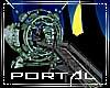 Portal Starry Night Room