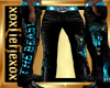 [L] Wolf Beast Pants M