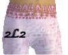 Pink Lace Pajama Bottom