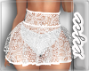 ! Lace skirt