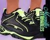 ! Chunky Kicks