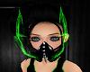 Kid Toxic Dub Mask w/smo