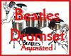 Beatles Drumset