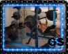 GYM MULTI WEIGHT SET AN.