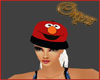 (PS)Elmo Hat