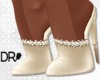 DR- Ivory heels