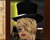 Tuxedo Top Hat