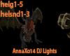 DJ Light Hell Guard  + S