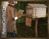 Cabin Mailbox