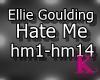 !M! Ellie G - Hate Me