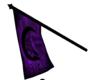 Blackrose wall Flag
