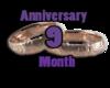 9 Months Anniversay