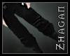 [Z] Hanfu Pants blk