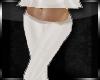 -Envy- white leggings