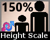 Height Scaler 150% F A
