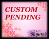 Shuurei's Fursona Kini