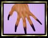 QT~Purple Diva Nails