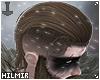 Long Viking Crest Hair