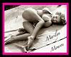 Marilyn Monroe pooltable