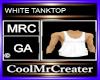 WHITE TANKTOP