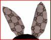 Gucci bunny ears