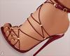 $ Trendy Red Heels