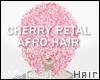 :|~CHERRY PETAL HUGEAFRO