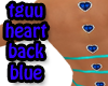 [TGUU] heart back blue