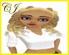 Blonde Kimiko Hair