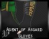 Agent of Asgard Gloves