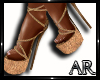 AR* Boho Sandals