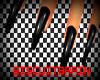 Black Laquer Nails