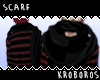Black Winter Scarf