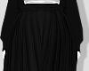 L . Black Skirt