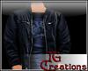 {TG} Gangsta-Jacket-Blue