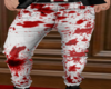 Blood Stained Trousers