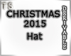 TS XMAS 2015 Hat